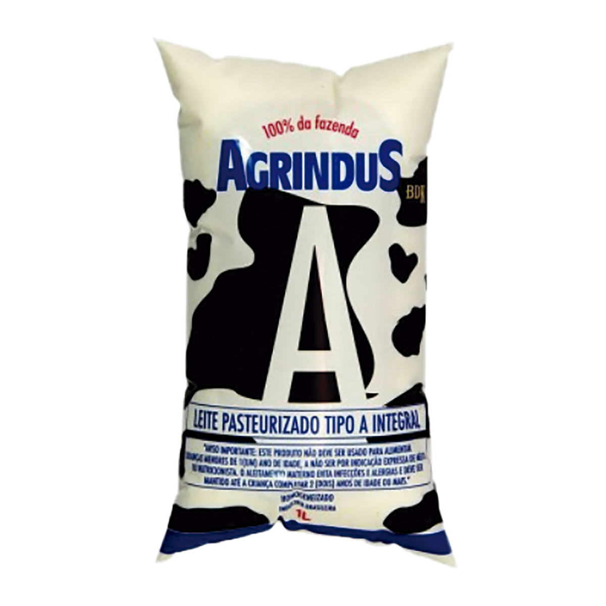 Leite Agrindus Tipo A Magro 1l
