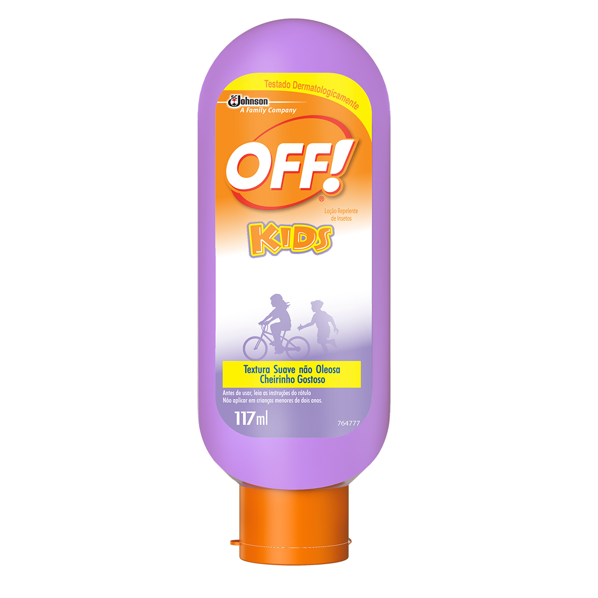 Repelente Off Kids Loção 117ml