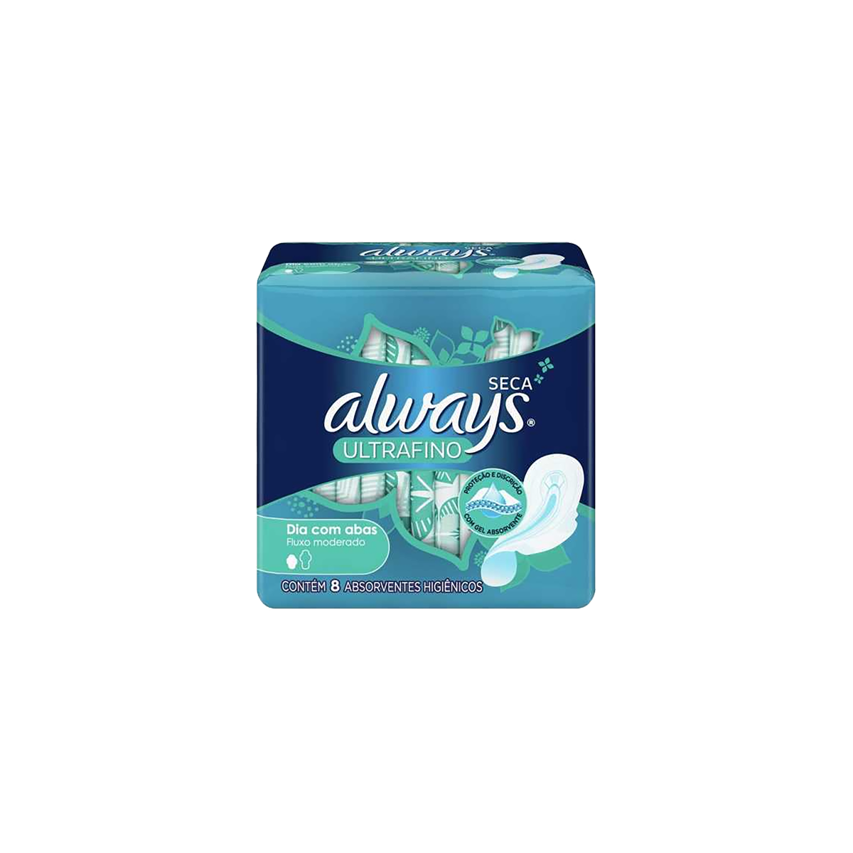 Absorvente Always Ultrafino Com Abas 8